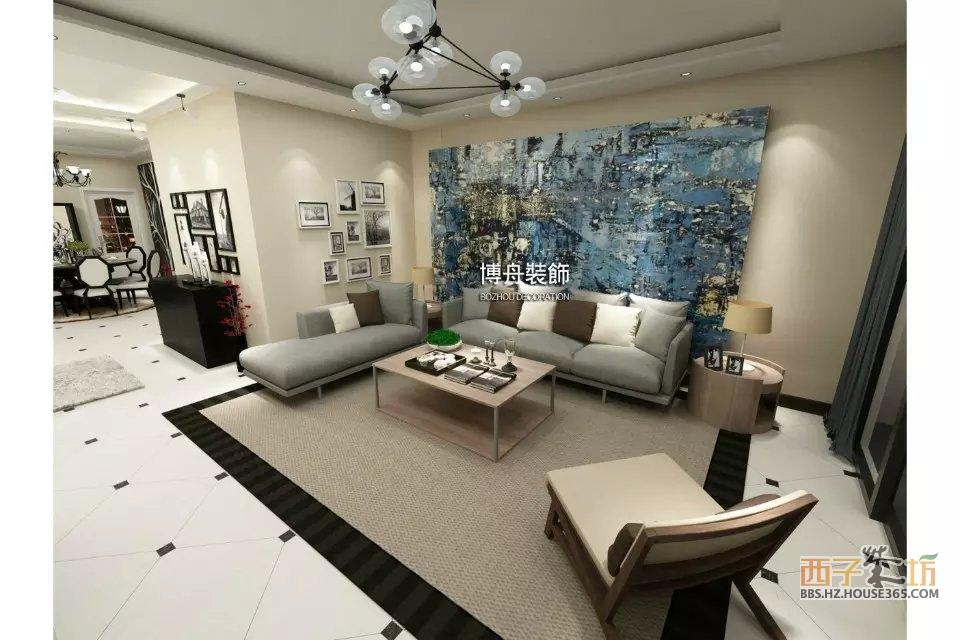 室内装修3d效果图