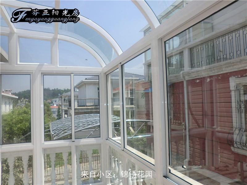 南京芬亚阳光房阳台设计有限公司之芬亚阳光房*锦绣钢