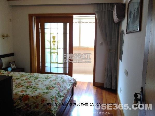 利星公寓 精装修南北通2房 客厅朝南带阳台 老房子里的新户型
