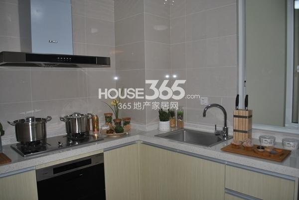 启迪协信无锡科技城78平方米样板间-厨房