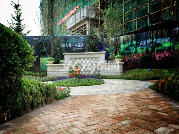 尚锦城实景图