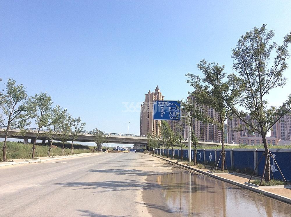雅居乐滨江国际实景图(8.6)