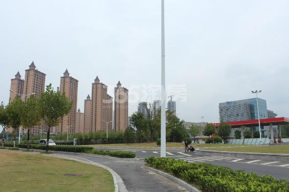 雅居乐滨江国际实景图(9.25)