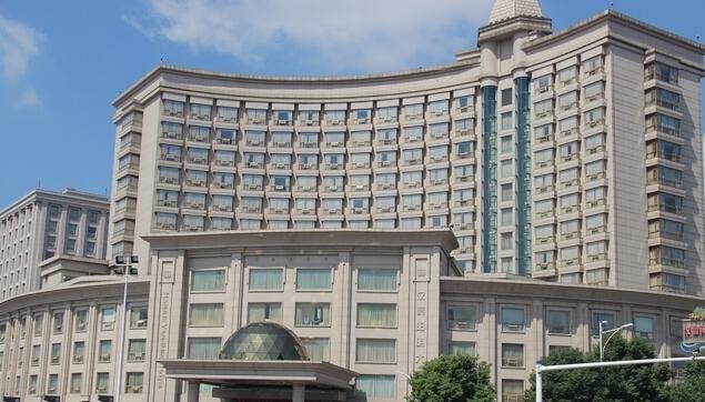 东方蓝海周边生活配套——汉爵阳明酒店