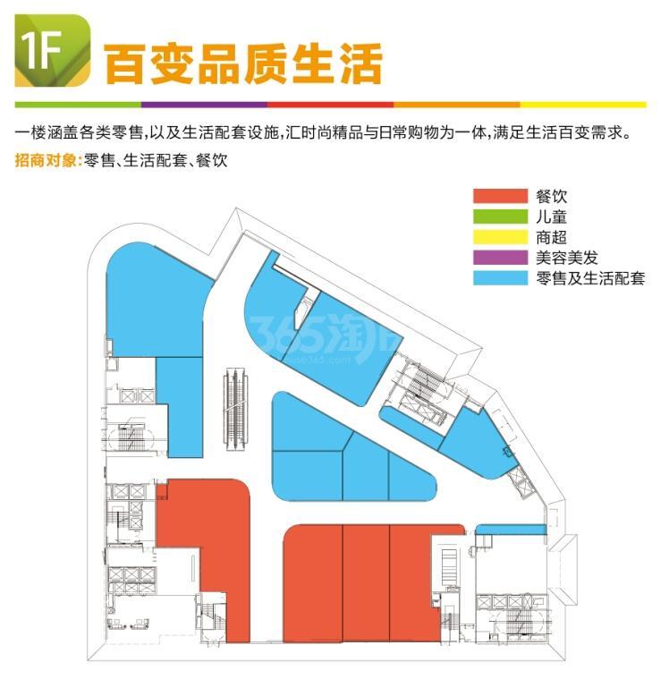 利华广场户型图