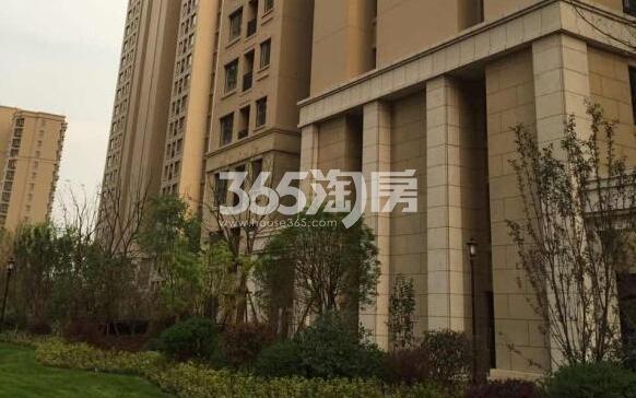 银亿东城11街区即将交付楼栋实景图(4.15)