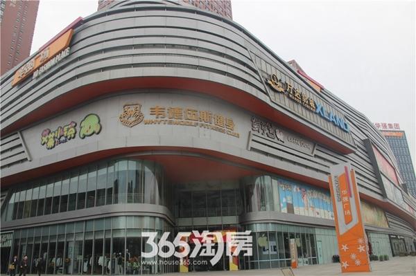 华强广场实景图