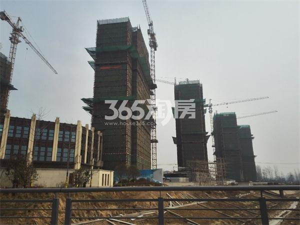 苏宁悦城项目实景