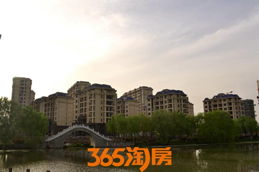东方蓝海实景图(2017.4摄)