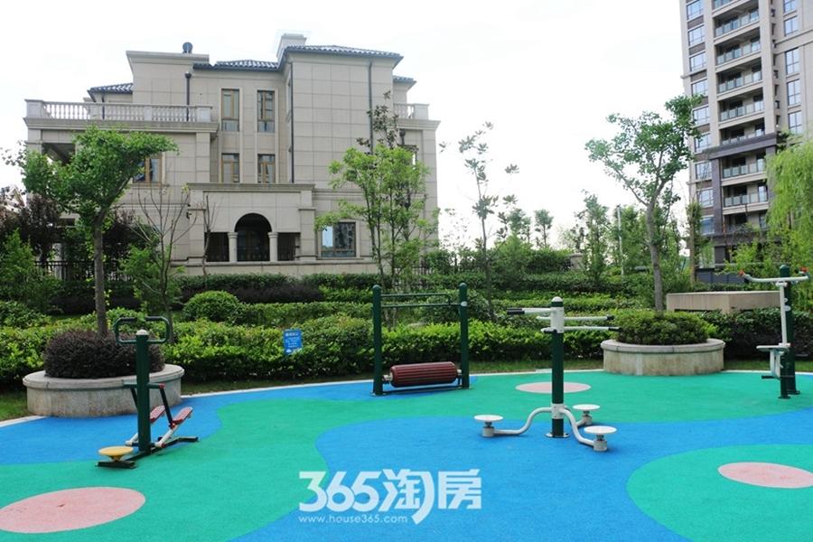 凤鸣湖公寓实景(2017.7摄)