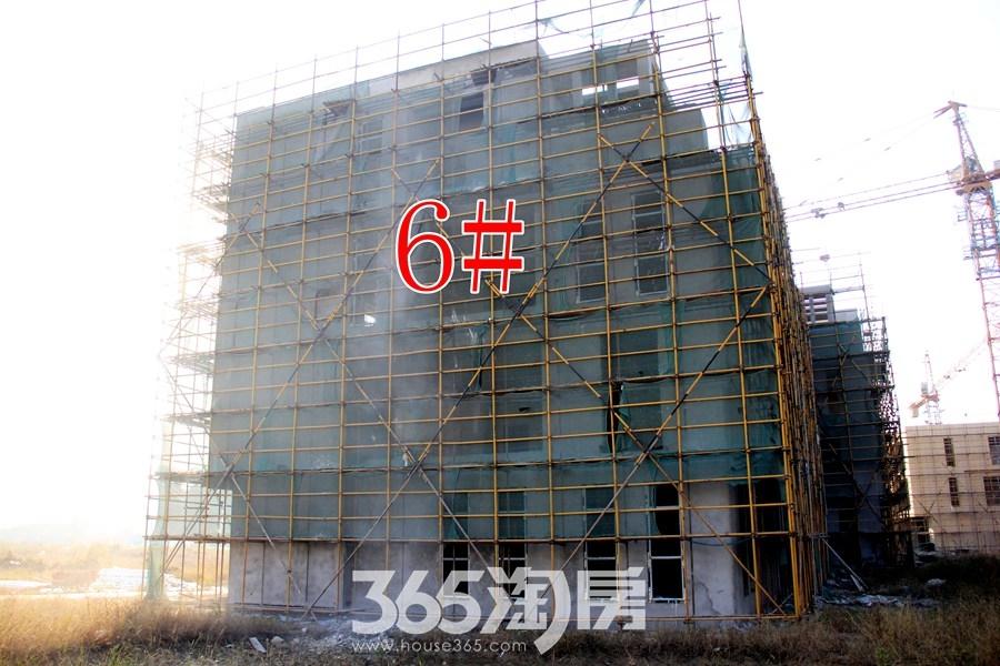 云谷科技园6#施工中(2017.11摄)