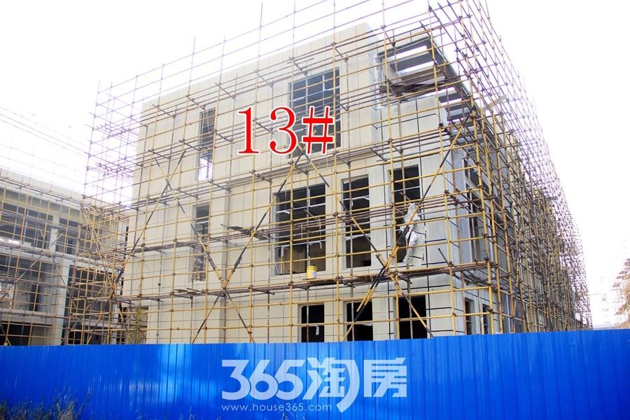 云谷科技园13#施工中(2017.11摄)