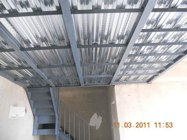 丰台区做钢结构夹层 室内隔层钢结构制作阁楼搭建-bj