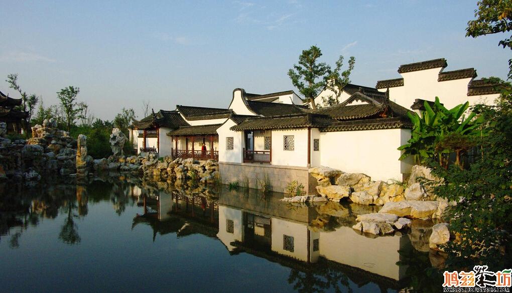 中国传统建筑赏析_(w)伟星公园大道