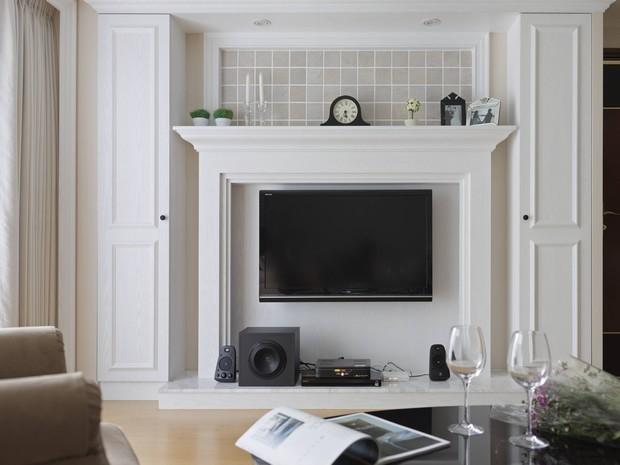 电视背景墙,你家的还那么老土吗?